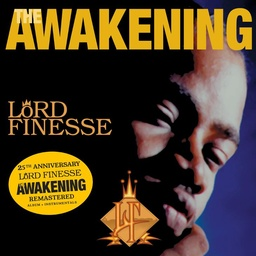 [TB-5170-1] Lord Finesse, The Awakening - 25th Anniversary (COLOR)