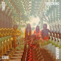 [NA5065-LP] Those Shocking Shaking Days (Indonesian Hard, Psychedelic, Progressive Rock And Funk: 1970 - 1978)