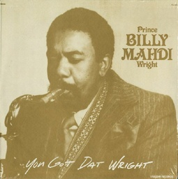 [PLP-6783] Prince Billy Mahdi Wright, You Got Dat Wright