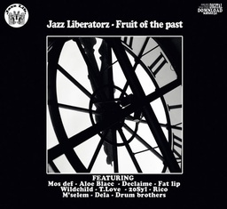 [P745-16] Jazz Liberatorz, What's Real / Music Makes the World Go Round feat Declaime (20SYL Remix)