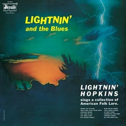 [PLP-7115] Lightnin' Hopkins, Lightnin & The Blues