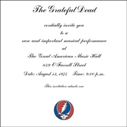 [FDR607LP-3] Grateful Dead, One From The Vault