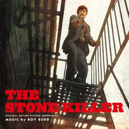[BEAT-82 RED] Roy Budd, The Stone Killer (COLOR)