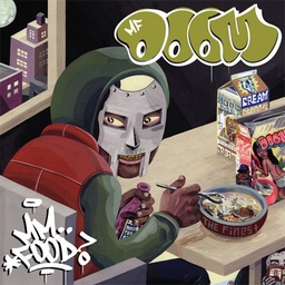 [RSE084LP-C1] MF Doom, MM Food (COLOR)