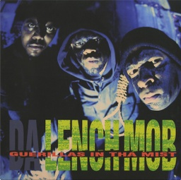 [GET52736C-LP] Da Lench Mob, Guerillas In Tha Mist (COLOR)