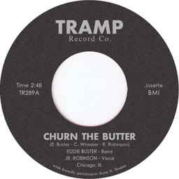 Eddie Buster Band, Churn The Butter