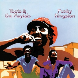 [GET54103-LP ] Toots & The Maytals, Funky Kingston (COLOR)