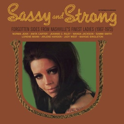 [IMAR126LP] Sassy and Strong : Forgotten Sides From Nashville's Finest Ladies (1967-1973)