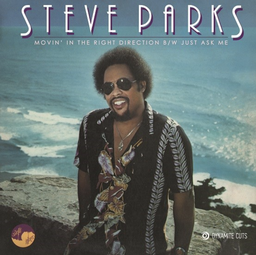 [DYNAM7092BLU] Steve Parks, Movin' In The Right Direction (COLOR)