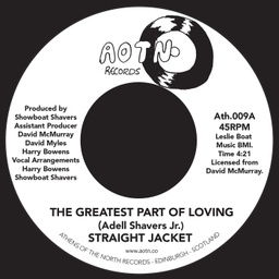 [ATH009] Straight Jacket, Greatest Part of Loving You