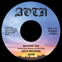 [ATH005] Split Decision Band, Watchin' Out