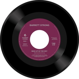 [EXUMG07] Barrett Strong, Man Up In the Sky/Is It True