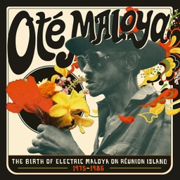 [STRUT151LP] Oté Maloya (The Birth Of Electric Maloya On Reunion Island 1975-1986)