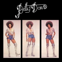[LITA026LP] Betty Davis	Betty Davis	LP