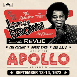 [GET54082-LP] The James Brown Revue, Live At The Apollo 1972