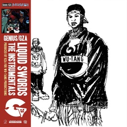[GET54049-LP] Gza Liquid Swords, Instrumentals