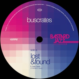 [BJ731] Buscrates, Lost & Found b/w Cruise Control