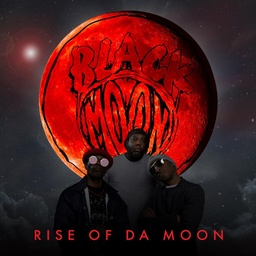 [DDM2910] Black Moon, Rise Of Da Moon (Red Vinyl 2XLP)