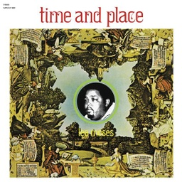 [FDR630LP-COLOR] Lee Moses, Time and Place (COLOR)