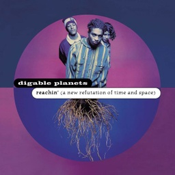 [MCR924LP-2] Digable Planets, Reachin' (A New Refutation of Time and Space) - 25th Anniversary Edition