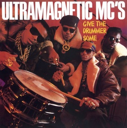 [MRB7166] Ultramagnetic MCs, Give The Drummer Some - Vocal Remix / Moe Luv's Theme