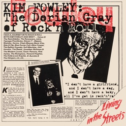 [MR 407 | MONO-TONE 038] Kim Fowley, Living In The Streets