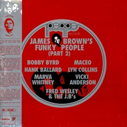 [GET54084LP] James Brown's Funky People Part 2