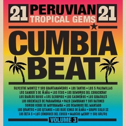 [VAMPI187 LP] Cumbia Beat Vol.3
